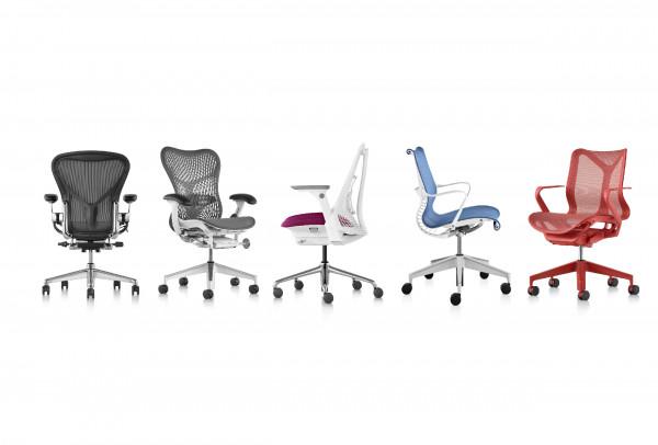 Nejlepší židle pro váš home office