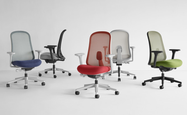 Židle Lino - novinka od Herman Miller