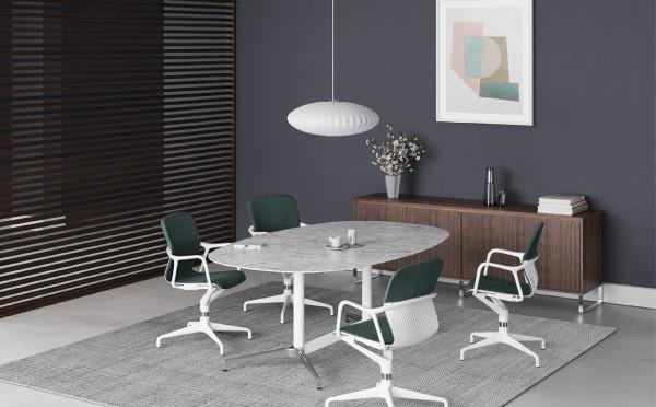 Konferenční stoly Civic od Herman Miller
