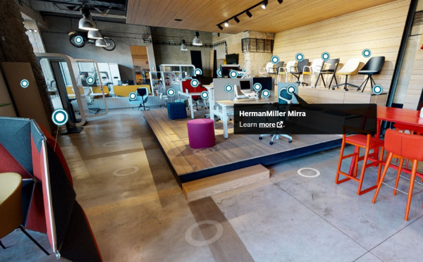 Navštivte náš showroom online!