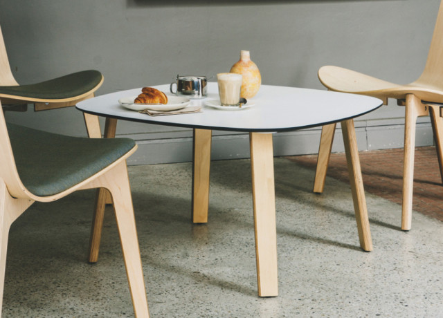 Lottus Wood Tables