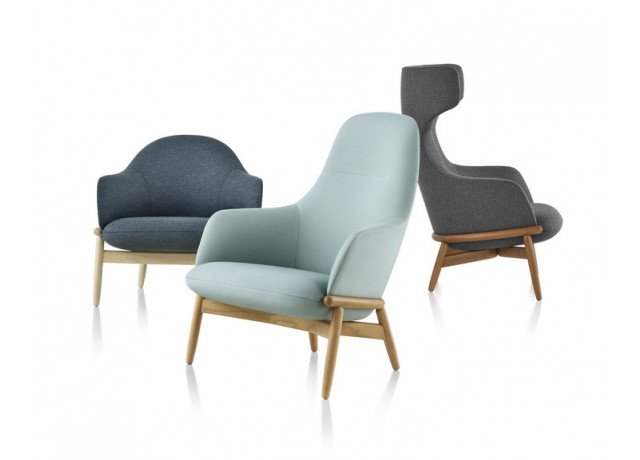 Reframe Lounge Seating