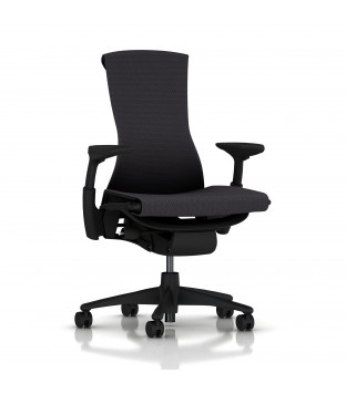 Herman Miller | Embody - Balance, fully equipped, graphite