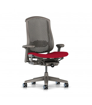 Herman Miller | Celle - fully equipped, brownstone